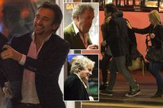 Jeremy Clarkson, Richard Hammond and James May had a Grand night out to celebrate show's success #jeremy #clarkson #richard #hammond #james…