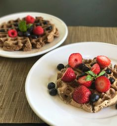 I'm obsessed with the waffle maker I got this past summer – who knew turning fiber crackers into waffles could be so easy?! Don't have a waffle maker? Use this batter to make high-fiber pancakes! #FFACTORAPPROVED Ingredients (Serves 1): 4 high fiber GG crackers, pulverized into sprinkles Egg whites of 4 large eggs 1 packet …