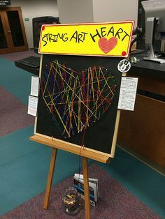 Passive programming project ideas at Lexington County Public Library | by Bobbi Newman
