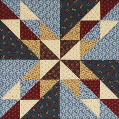 Civil War Quilts: Westering Women 6: Hill and Hollow