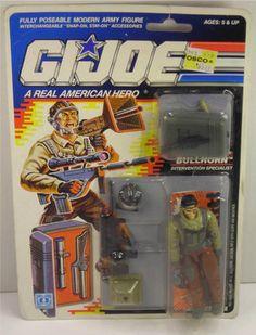 GI JOE TRIPLE WIN GAME Vintage Action Figure Scratch Off w//Sticker BUZZER 1985
