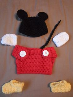 cute baby set perfect for photoshoot