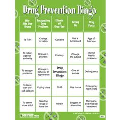 drug and alcohol education games