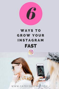 6 ways to grow your