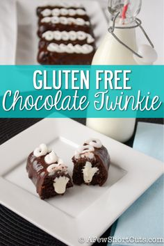 We have to have a large arsenal of gluten-free treats around this house, these look great! #glutenfree #recipes #healthy #recipe #gluten