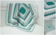 Crochetted Baby Blanket