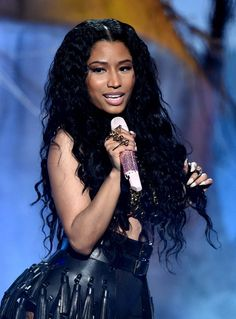 4 Must-See Hair and Makeup Moments From the 2014 BET Awards (Check Out Nicki Minaj's Waves!)