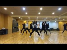 (Mirrored) PSY - NEW FACE choreography dance ver. by YG's Dancers - YouTube