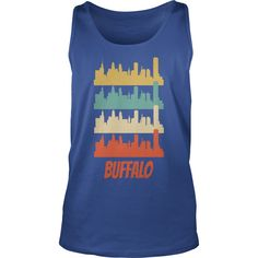 Retro Buffalo NY Skyline Pop Art - Women's Premium T-Shirt  #gift #ideas #Popular #Everything #Videos #Shop #Animals #pets #Architecture #Art #Cars #motorcycles #Celebrities #DIY #crafts #Design #Education #Entertainment #Food #drink #Gardening #Geek #Hair #beauty #Health #fitness #History #Holidays #events #Home decor #Humor #Illustrations #posters #Kids #parenting #Men #Outdoors #Photography #Products #Quotes #Science #nature #Sports #Tattoos #Technology #Travel #Weddings #Women