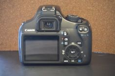 Canon EOS Rebel T3 122 MP CMOS Digital SLR Camera and DIGIC 4 Imaging Body  With 1year USA Warranty >>> Be sure to check out this awesome product.