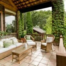 Backyard design options - know how different style of outside areas are constructed for more efficient planning and building