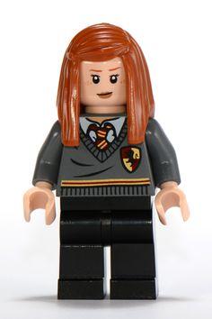 Ginny Weasley - Hogwarts Express 2010