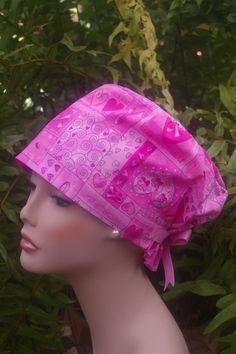 #KFS #Emerald #scrub hat 'For a Good Cause'