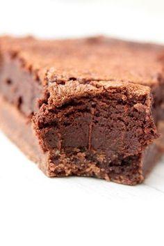 Tarte mousseuse au chocolat de Christophe Felder: