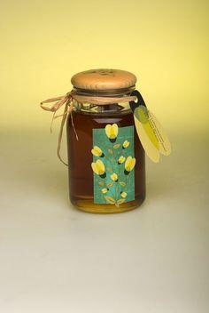 Smoky mountain honey.