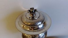 Lid on 1880's  trophy cup, minimum 826 silver,  Denmark, engraved 1889