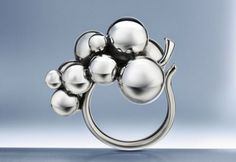Moonlight Grape ring, Georg Jensen