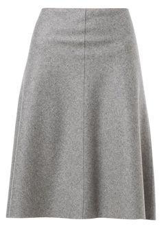 Luisa Cerano - A-line skirt - grey