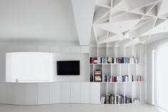 Nice ceiling design Girder House / CSLS Arquitectes