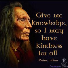 .Knowledge & Kindness                                                                                                                                                      More