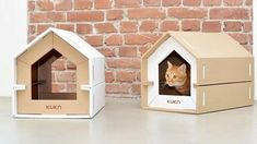 Cats Bed Ideas Furniture Ideas For 2019 Gatos Cama Ideas Muebles Ideas para 2019 Diy Cat Bed, Cat House Diy, Cats Diy, Pet Beds, Dog Bed, Cardboard Cat House, Cat Allergies, Gato Gif, Cool Dog Houses