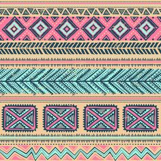 Find Tribal Vintage Ethnic Seamless stock images in HD and millions of other royalty-free stock photos, illustrations and vectors in the Shutterstock collection. Thousands of new, high-quality pictures added every day. Pattern Paper, Pattern Art, Pattern Design, Aztec Wallpaper, Pattern Wallpaper, Wallpaper Backgrounds, Pink Wallpaper Ios, Iphone Backgrounds, Iphone Wallpapers