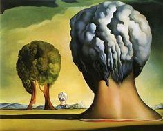"Pixography — Salvador Dali ~ ""The Three Sphinxesof Bikini"",…"