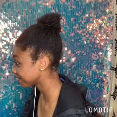 Weave Ponytail Hairstyles, Ponytail Styles, Baddie Hairstyles, Curly Hair Styles, Natural Hair Styles, Hair Videos, Hairstyles Videos, Slick Ponytail, Edges Hair