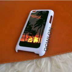 Sunset Beach Palm iPod Touch 4 | 4TH GEN Case