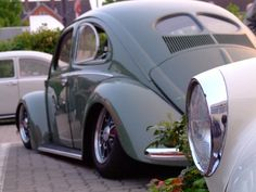 Vintage VW split window