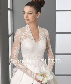Wedding jacket-in Wedding Jackets / Wrap from Apparel & Accessories on Aliexpress.com