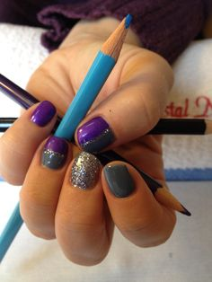 Grey-purple