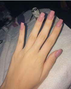 40 Beautiful Fall Nail Designs and Ideas That You Can Try - nails Square Acrylic Nails, Cute Acrylic Nails, Square Nails, Cute Nails, Pretty Nails, Aycrlic Nails, Hair And Nails, Perfect Nails, Gorgeous Nails