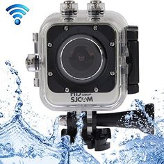 Professional Product Easy to Use SJCAM M10 WiFi Mini Waterproof Action Sports Camera with 170-degree Wide-angle Lens, 1.5 Inch LTPS Screen, Support Full HD 1080P ( Color : Silver ). The World's Most Versatile Camera. 1. Mini appearance, diversified colors available. 2. New design beautiful UI. 3. NTK96655 + AR0330 DSP, better image quality than Hero 2. 4. High definition screen that displays and replays fascinating videos recorded.