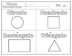 Resultado de imagen para decoracion de cierre de proyecto de las figuras geometricas en educ iniciall