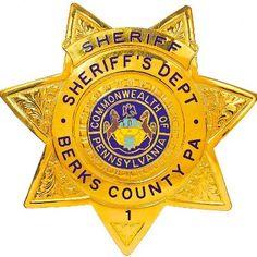 Berks County, PA Sheriff Dept.