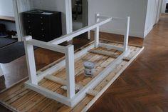 form follows function: DIY: uusi ruokapöytä, dining table