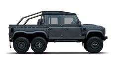 Flying Huntsman 110 6x6 Defender Double Cab Pickup Concept