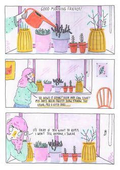 Lize Meddings Illustration