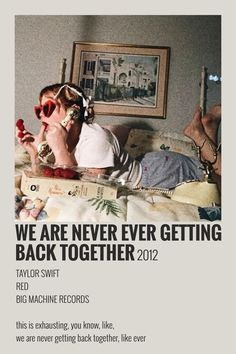 Taylor Swift Fan Club, Taylor Swift Album, Taylor Swift Red, Taylor Swift Pictures, Vintage Music Posters, Film Posters, Taylor Swift Letras, Taylor Swift Discography, Miss Americana