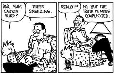 10 Times Dad Was A Genius In Calvin And Hobbes
