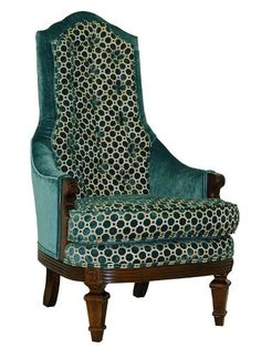 Jae Tufted Back Chair, Zimmerman by Key City  Available at homegallerystores.com