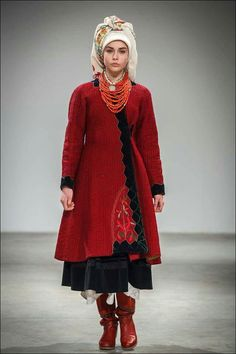 Traditional ukrainian clothing