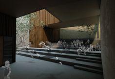 b+t arquitectos: Rehabilitación del cine París