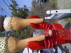 Beach plum lobster in north Hampton nh