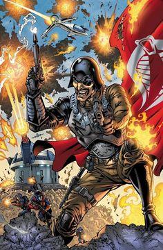 (W) Larry Hama (A/CA) S. Joe and Cobra on multiple fronts, shockin. Thundercats, 80s Cartoon Shows, Gi Joe Characters, Midtown Comics, Cobra Commander, Gi Joe Cobra, Comic Book Covers, Comic Books, Disney Marvel