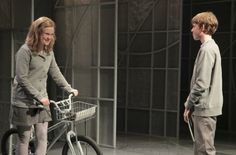 Photo Flash: First Look at Philip Pleasants and More in DCTC's THE GIVER