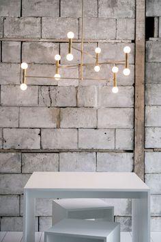 Lambert and Fils- Automium ceiling light/ chandelier