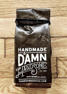 ♂ Handmade & damn handsome @W I L L deans I need this, it's from LA