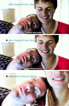 Ansel and John
